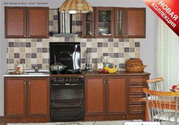 Кухня Тина Нова 2,0м (БМФ)
