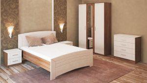 Спальня Флоренция 2 (Феникс Мебель)