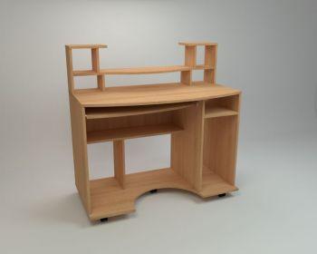 Компьютерный стол Комфорт-1 (Компанит)