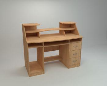 Компьютерный стол Комфорт-5 (Компанит)