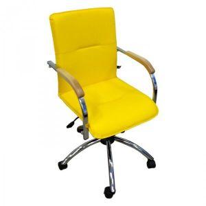 Кресло для персонала Samba Chrome