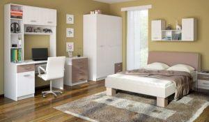 Модульная спальня Кросслайн (Сокме)