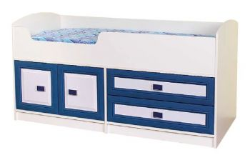 Кровать нижняя №3 Твинс (Сокме)