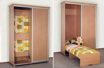 Шкаф кровать (Свитлыця)