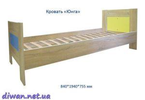 Кровать Юнга (Мебель-Сич)