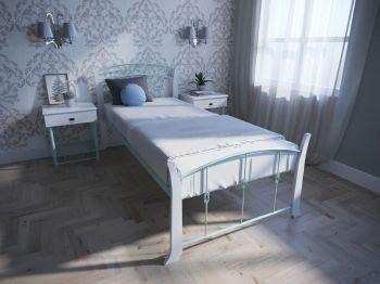 Кровать односпальная Летиция Вуд Мелби