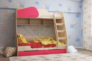 Кровать двухъярусная Балу Lion
