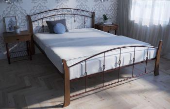Кровать двуспальная Летиция Вуд Мелби