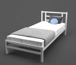 Кровать односпальная Берта Мелби