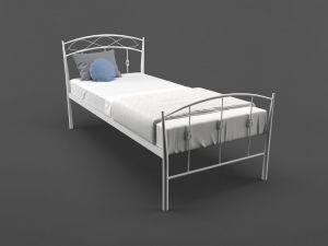Кровать односпальная Летиция Мелби