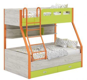 Кровать двухъярусная Сити С-36