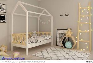 Кровать Лиза (Мебигранд)