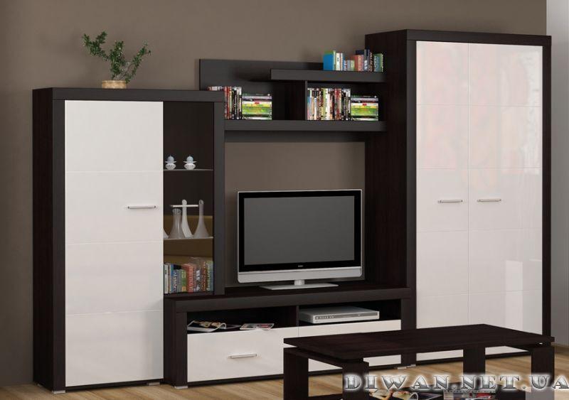 стенка неон 2 мебель сервис купить мебель недорого в киеве