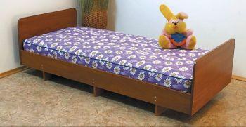 Кровать односпальная ДСП (Світлиця)