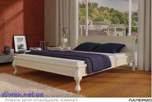 Кровать деревянная Палермо (Мебигранд)