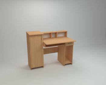 Компьютерный стол Пи-Пи 2 (Компанит)