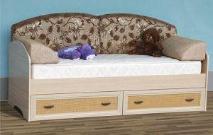 Кровать Рио 2+подушки (Світлиця)