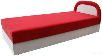 Кровать односпальная Ривьера (Вика мебель)