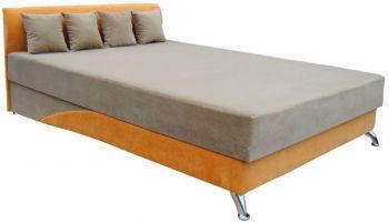 Кровать односпальная Сафари (Вика мебель)