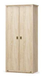Шкаф распашной Валенсия 2Д Мебель-Сервис