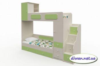 Кровать двухъярусная Стар (М)