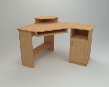 Угловой компьютерный стол СУ-1 (Компанит)