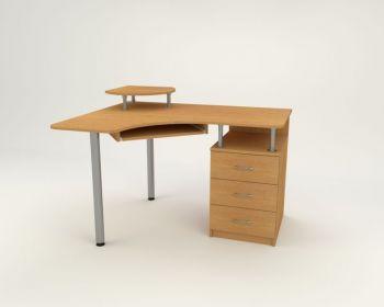 Угловой компьютерный стол СУ-2 (Компанит)