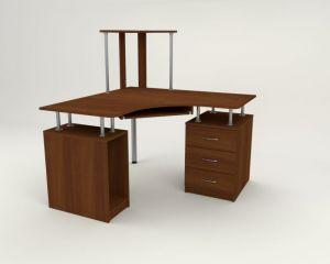 Угловой компьютерный стол СУ-6 (Компанит)