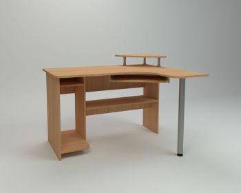 Угловой компьютерный стол СУ-7 (Компанит)
