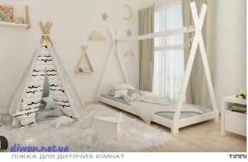 Кровать Типпи (Мебигранд)