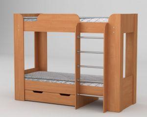 Кровать двухъярусная Твикс 2 (Компанит)