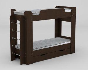 Кровать двухъярусная Твикс (Компанит)