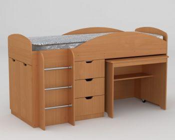 Кровать Универсал (Компанит) (1)