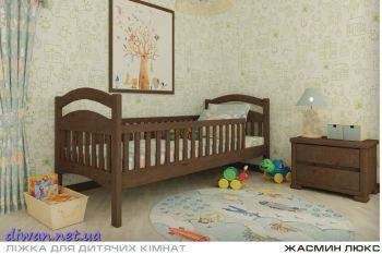 Кровать Жасмин Люкс (Мебигранд)